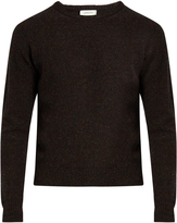 Lemaire Crew-neck wool sweater