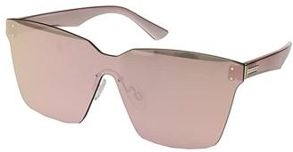 Von Zipper VonZipper Alt-Juice (Rose Gold/Rose Gold Chrome) Athletic Performance Sport Sunglasses