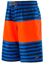 Speedo Block Stripe Volley Board Shorts