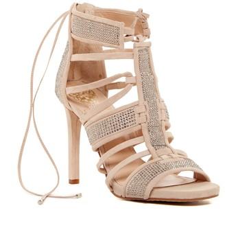 Vince Camuto Ricarda Shimmery Heeled Sandal