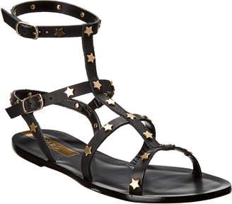 Kaanas Lapa Leather Sandal