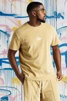 Big & Tall Quavo Velour T-Shirt