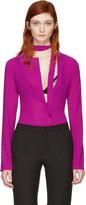 Nina Ricci Pink Bodysuit Shirt