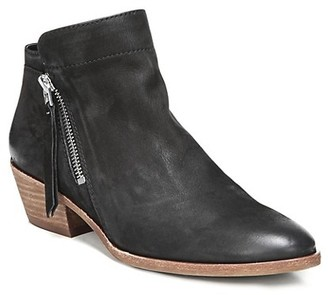 Sam Edelman Packer Leather Ankle Boots