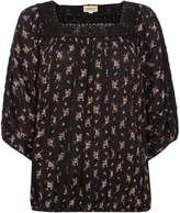 Denim & Supply Ralph Lauren Maria floral patterned tunic