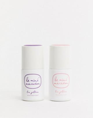 Asos Le Mini Macaron X EXCLUSIVE Gel Nail Polish Duo - Grape Jelly + Rose Jelly SAVE 20%