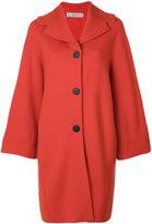 D-Exterior D.Exterior - cape style coat - women - Polyester/Wool - M