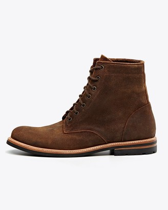 Nisolo Andres All Weather Boot Waxed Brown