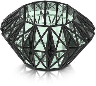 Vojd Studios Translucent Glass Cage Cuff