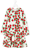 Mini Rodini rose print dress