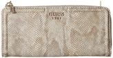 GUESS Andie Slim Zip Wallet