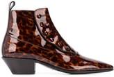 Saint Laurent Belle 45mm ankle boots