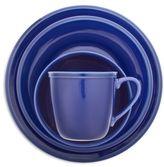Sur La Table La Mer 16-Piece Dinnerware Set