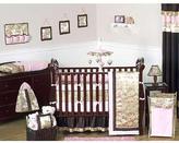 JoJo Designs Sweet Abby Rose Collection 9-Piece Crib Bedding Set