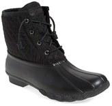 Sperry 'Saltwater - Quilted' Duck Boot (Women)