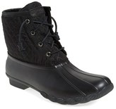 Sperry Women's 'Saltwater - Quilted' Duck Boot