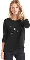 Gap Embellished star pullover