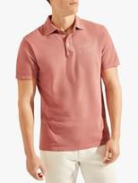 Hkt HKT Dyed Pique Polo Shirt