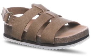 BearPaw Toddler Girls Toddler Zaidee Strappy Casual Sandals from Finish Line