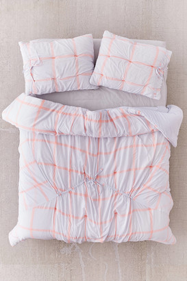 Urban Outfitters Checks + Ties Comforter