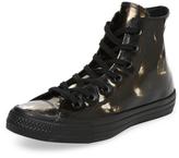 Converse Metallic Leather Hi-Top