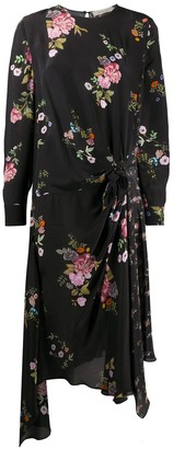 Preen Line Neve haunted floral print dress