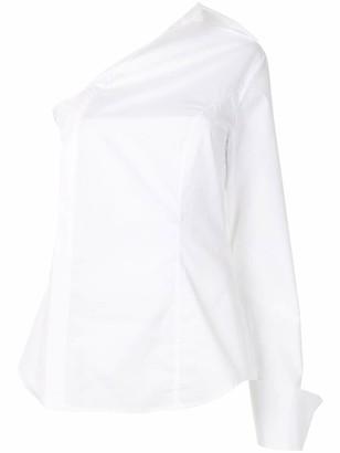 Anna Quan Evie deconstructed blouse