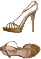 Martin Clay Sandals