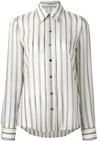 Lanvin striped blouse - women - Silk - 36