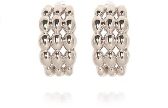 Orman Dew Earrings Silver