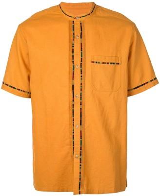 Supreme Band Collar Shirt