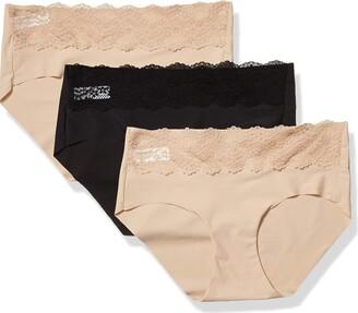B.Tempt'd Women's b Bare Hipster Panty 3 Pack