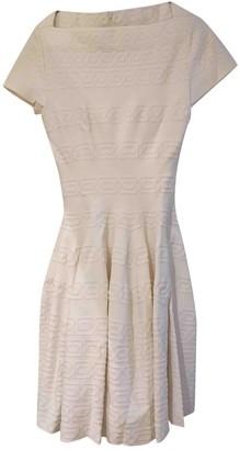 Alaia White Cotton Dresses