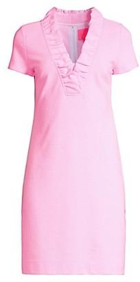 Lilly Pulitzer Tisbury Ruffle Dress