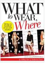 Abrams What To Wear, Where by By Hillary Kerr and Katherine Power