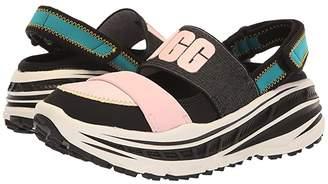 UGG Slingback Runner (Black) Women's Shoes