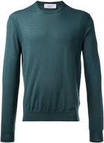 Cerruti crew neck top - men - Wool - M
