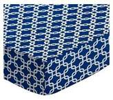 SheetWorld Fitted Cradle Sheet - Royal Links - Made In USA - 18 inches x 36 inches (45.7 cm x 91.4 cm)
