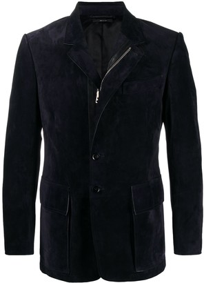Tom Ford Zipped Blazer