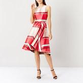 Coast Bayshore Burnout Stripe Dress
