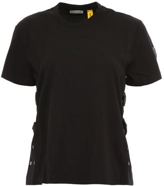 Noir Kei Ninomiya Moncler Genius Moncler X Side Lace-up T-Shirt