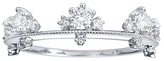 Kataoka Diamond Crown Ring - White Gold