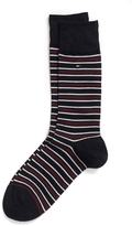 Tommy Hilfiger Stripe Dress Sock