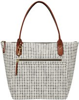 Fossil Fiona Dotted Tote