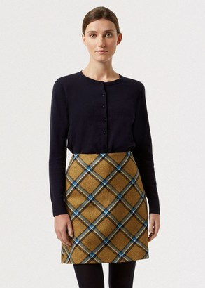 Hobbs Elea Wool Skirt