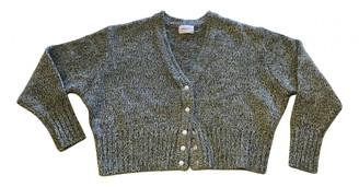 Simon Miller Green Wool Knitwear