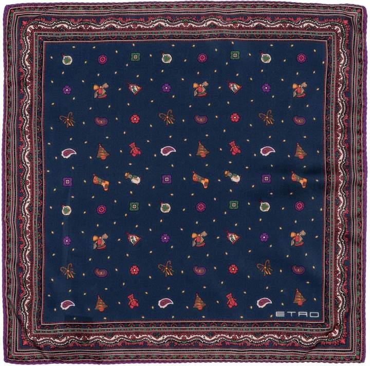 Etro Square scarves