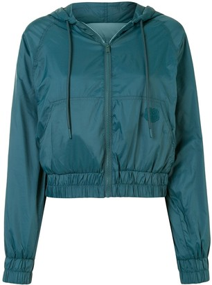 Kenzo Zip-Up Reversible Padded Jacket