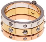 Kate Spade Mixed Metal Hinged Ring