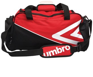 Umbro Pro Training Small Holdall Red/White/Black